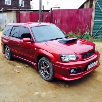 Forester sg5 turbo