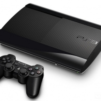 Продаю Sony PS3 Super Slim 500 GB