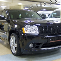 к топу 2007 Jeep Grand-Cherokee SRT8