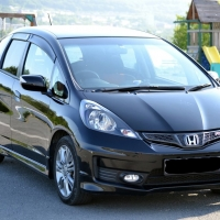 HONDA FIT 1.5 RS 2011