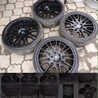 Продам hamann unique forged r22 5x130