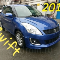 Продаю SUZUKI SWIFT 2015 г.в.