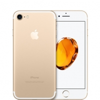 Продам Iphone 7 gold 128gb, наушник, каб