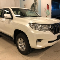 Toyota Land Cruiser Prado -150 2018 г.